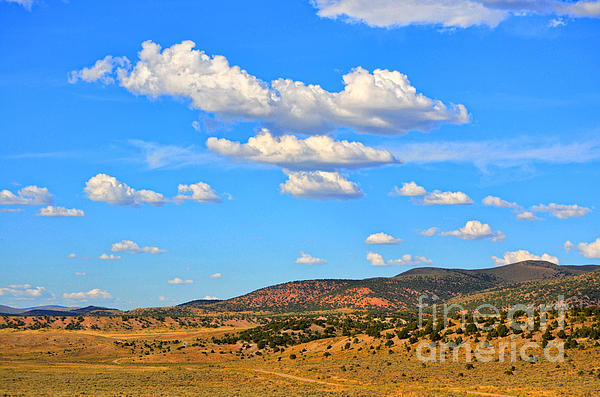 Donna Greene - Cloudy Wyoming Sky