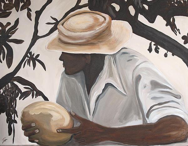 Gina Feddersen - Coconut Man