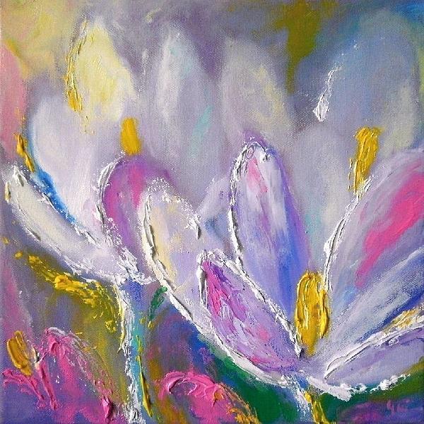 Demeter Gui - Colored petals