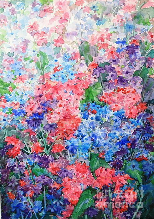 Phong Trinh - Cottage Flowers