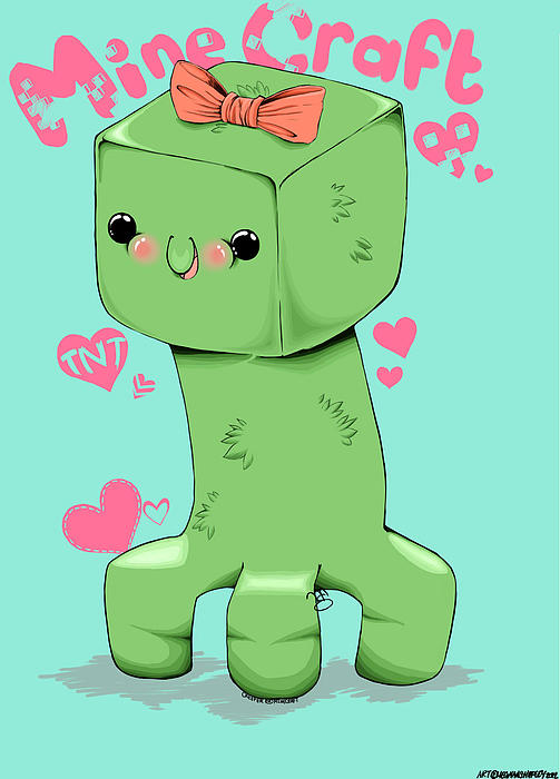 Meghan Shapley - Creeper Cutie