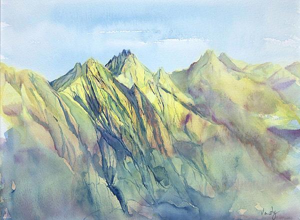 Vandy Massey - Dawn peaks