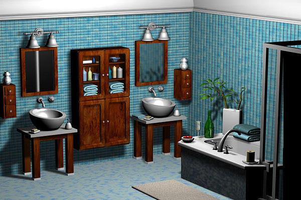 Billy Leslie - Digital Bathroom