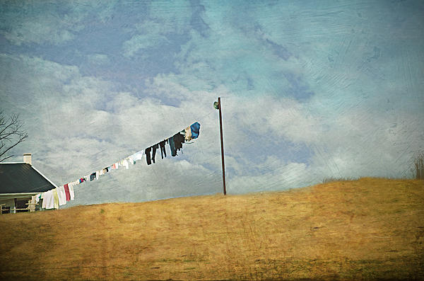 Kathy Jennings - Drying On The Hill