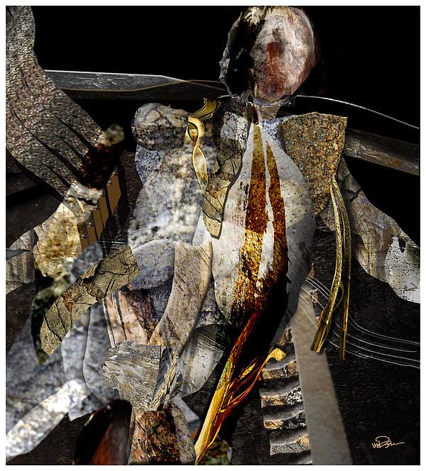 James VerDoorn - Dying Warrior