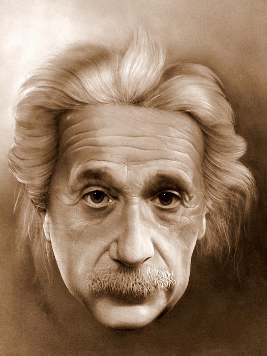 Rik Ward - Einstein