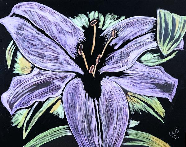 Lisa Brandel - Electric Lily phase two