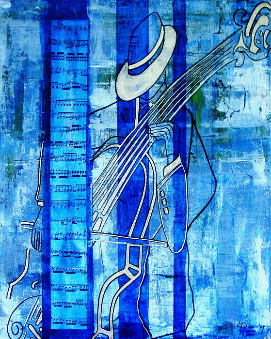 Lee Pina - Faded Denim Blues