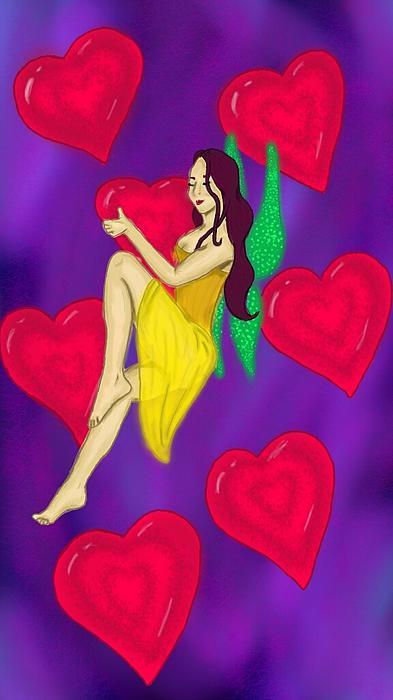 Naomi Rogers - Fairy Love