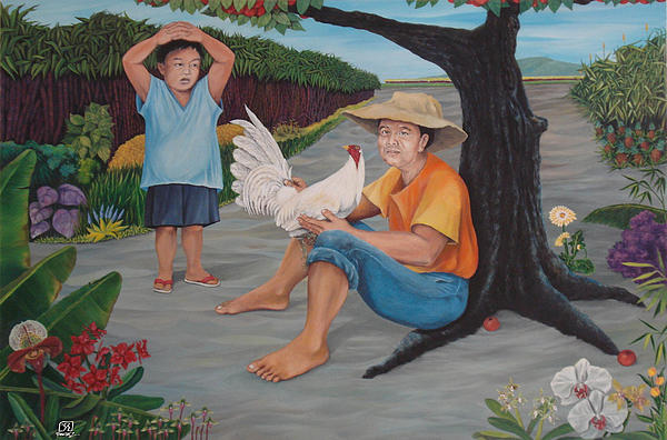 Joemar Sanchez - Father and Son