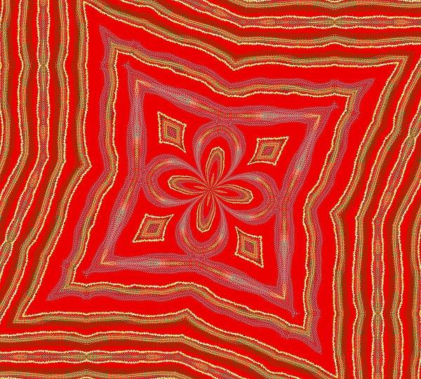 Alec Drake - Favorite Red Pillow