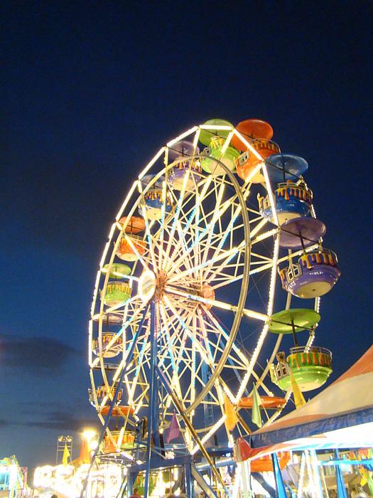 Michelle Compton - Ferris Wheel