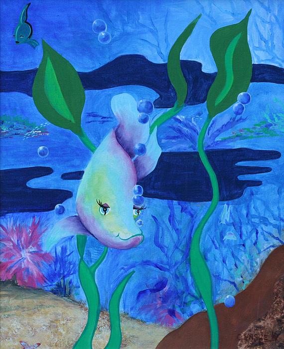 Cyndi Brewer - Fish From My Fancy