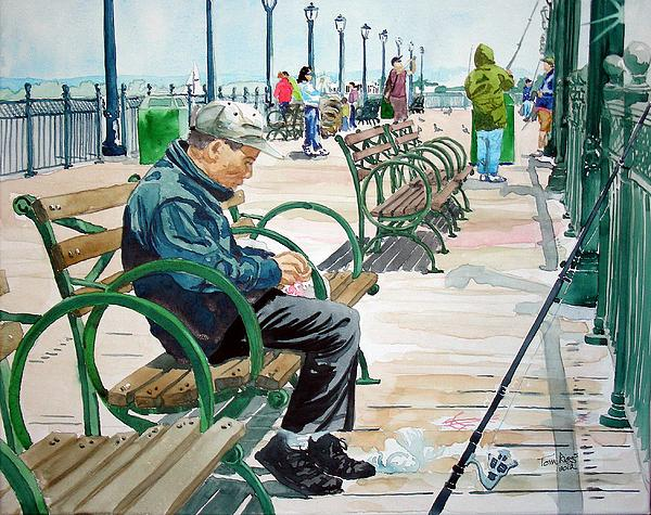 Tom Riggs - Fisherman San Francisco