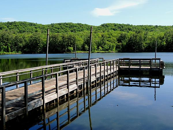 Gary Harris - Fishing Dock
