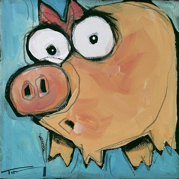 Tim Nyberg - Flying Pig 2