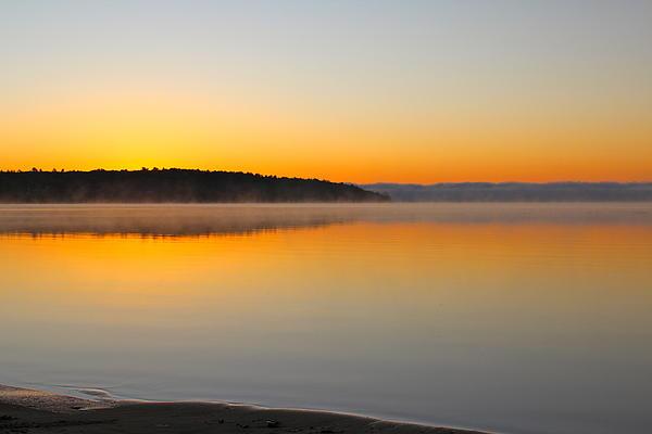 Kim Croff - Foggy Sunrise