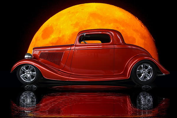 Alan Hutchins - Ford Coupe