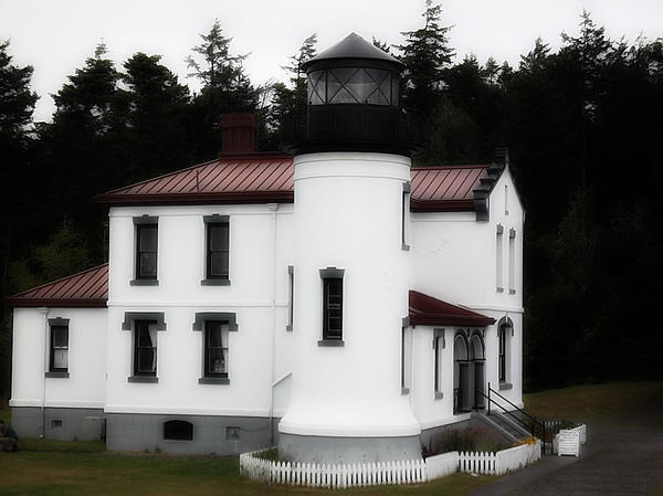 Lee Yang - Fort Casey Lighthouse