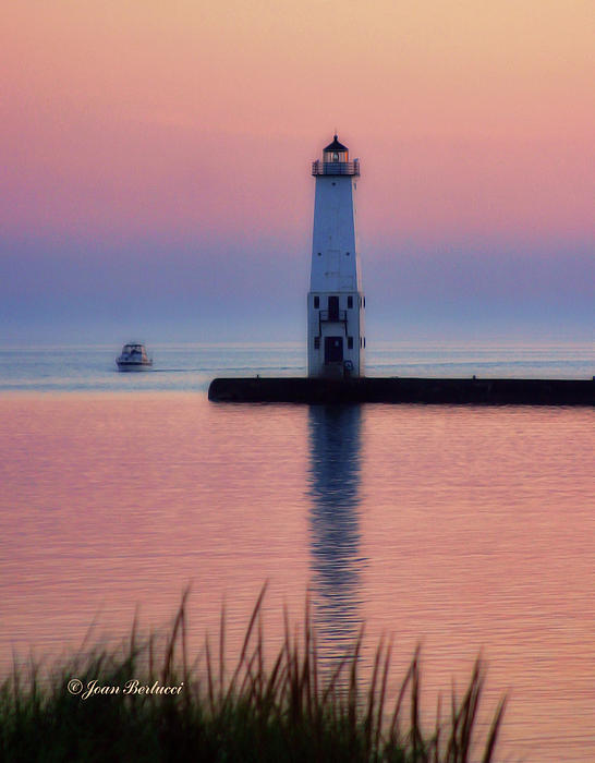 Joan Bertucci - Frankfort Lighthouse