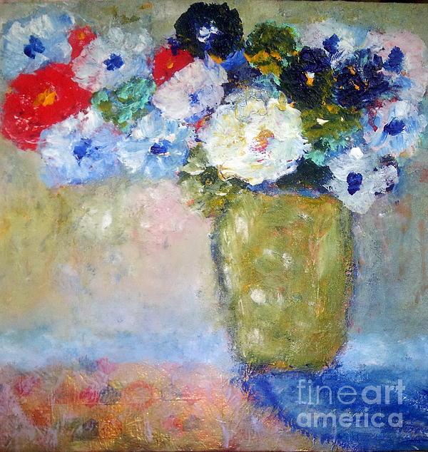 Marcela Elena Moada - Fresh Flowers