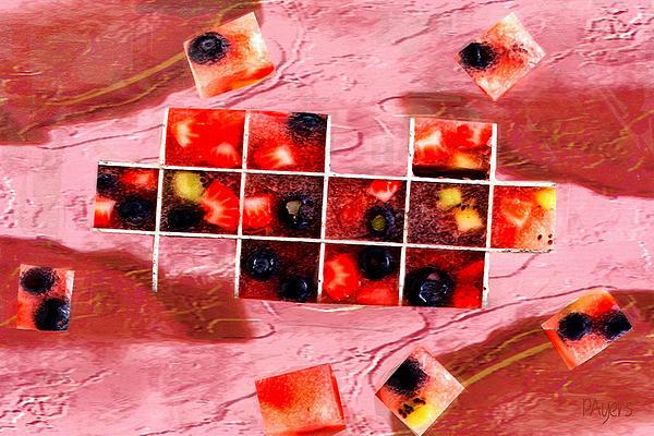 Paula Ayers - Fruit Square Ups