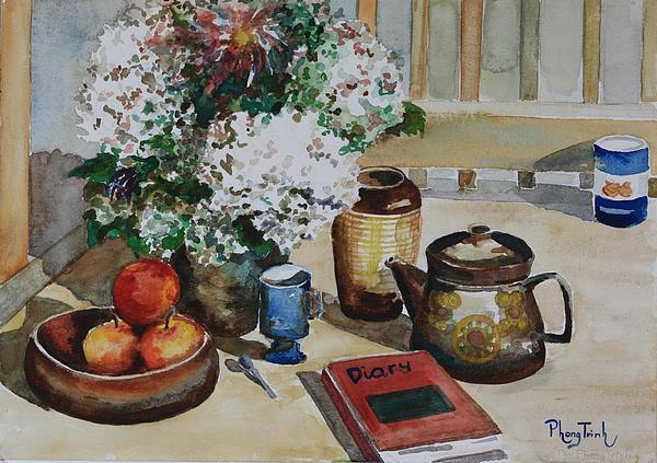 Phong Trinh - Garden Diary