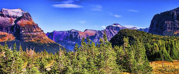 Ryan Seek - Glacier Peaks