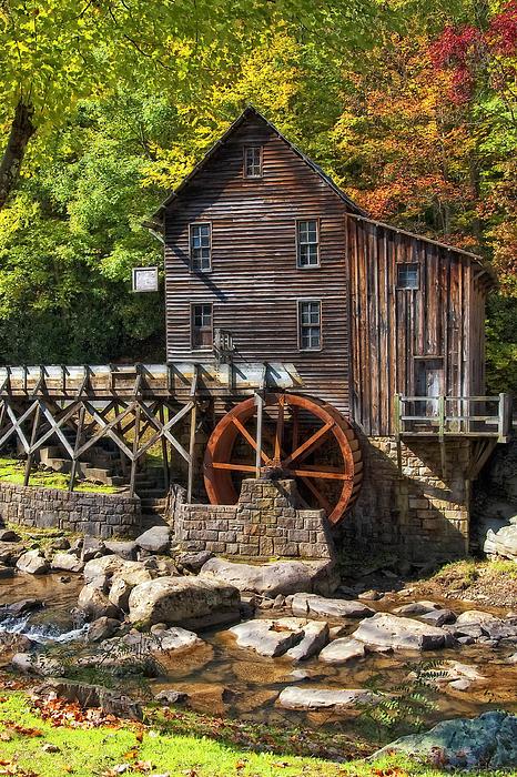 Kathleen K Parker - Glade Creek Grist Mill