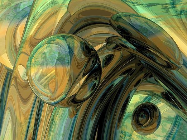 Pat Goltz - Glass Hubism