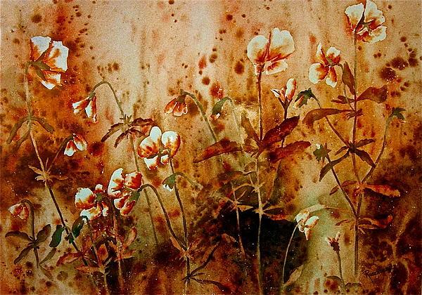 Carolyn Rosenberger - Golden Hues