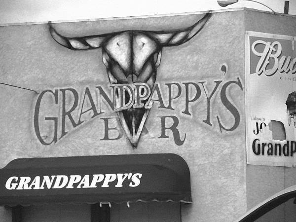 Lenore Senior - Grandpappys Bar