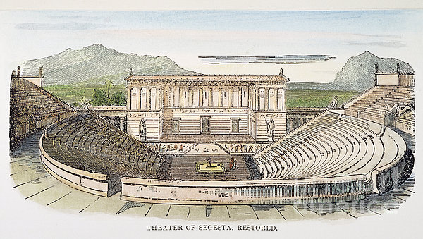 An Overview of the History of Greek Theater