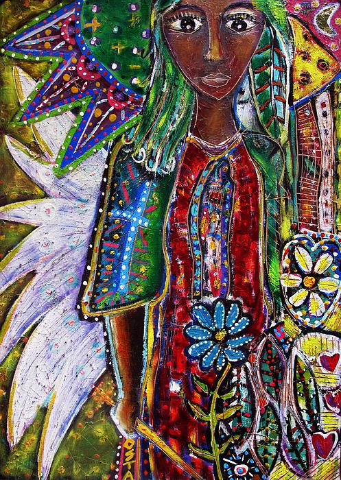 Andrew Osta - Green Angel