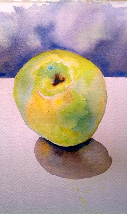 Andrea Merican - Green Apple