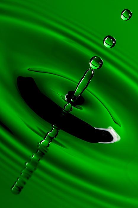 Keith Allen - Green Drops