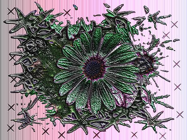 Tinatin Dalakishvili - Green Flower