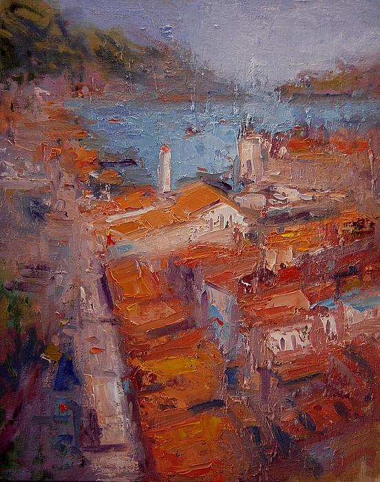 R W Goetting - Happy day in Dubrovnik