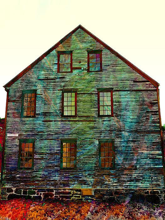 Marcia Lee Jones - Haunted Hill House