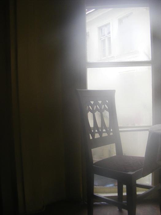 Adrianna Voss - The Chair