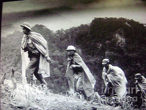 Everett Hickam - Ho Chi Minh Trail in Laos