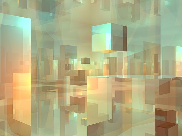 Pat Goltz - Home in the Desert