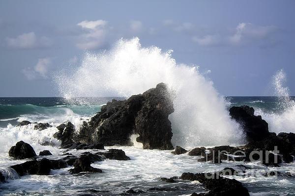 Teresa Zieba - Hookipa Beach Wave 2