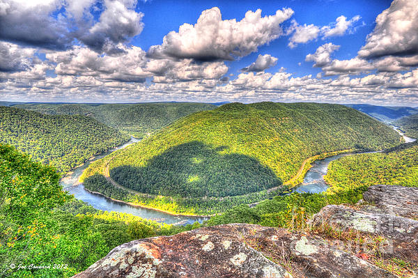 Timothy Connard - Horse Shoe Bend of New River