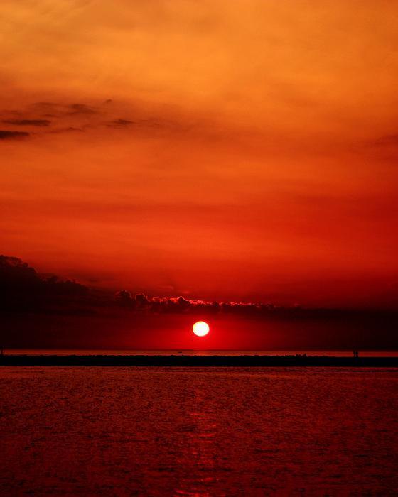 Leigh Edwards - Hot Sunset