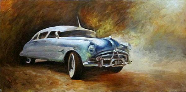 Francine Stuart - Hudson Hornet