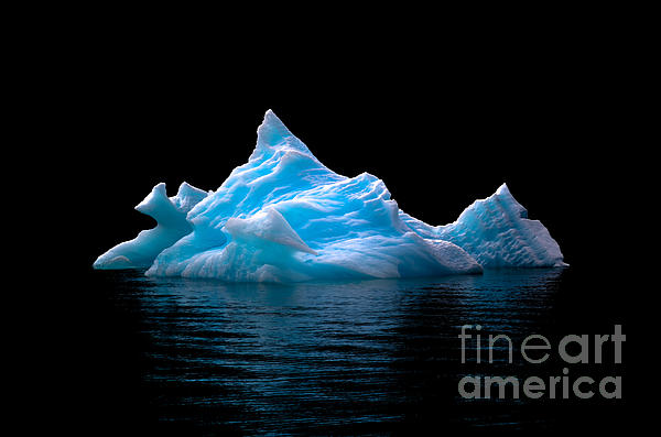 Sharon Norman - Iceberg In Alaska