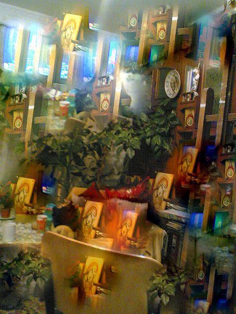 Lilioara Macovei - Icons in my house