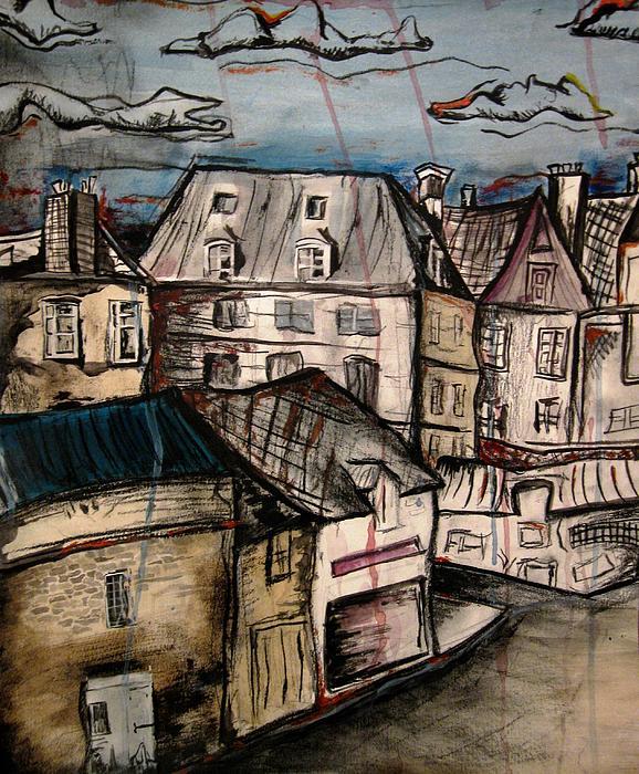Molly Markow - In the City