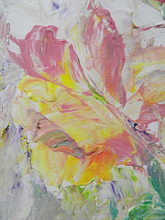 Marina R Raimondo - In The Face of  the Flower